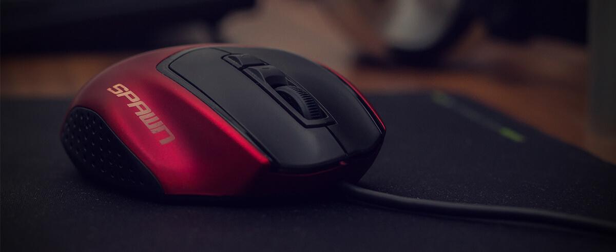 Mysz komputerowa do biura