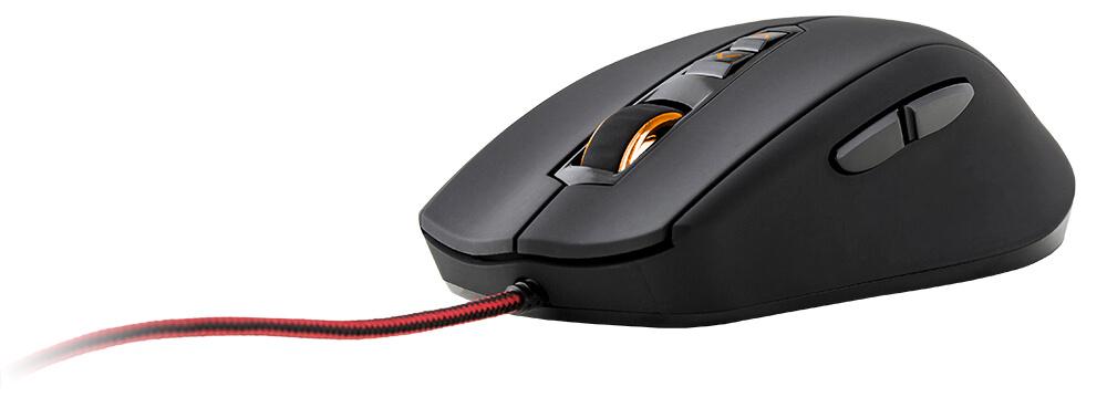 Mysz dla graczy do 100 zł Dream Machines DM2 Comfy