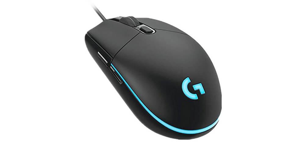 Mysz dla graczy Logitech G102