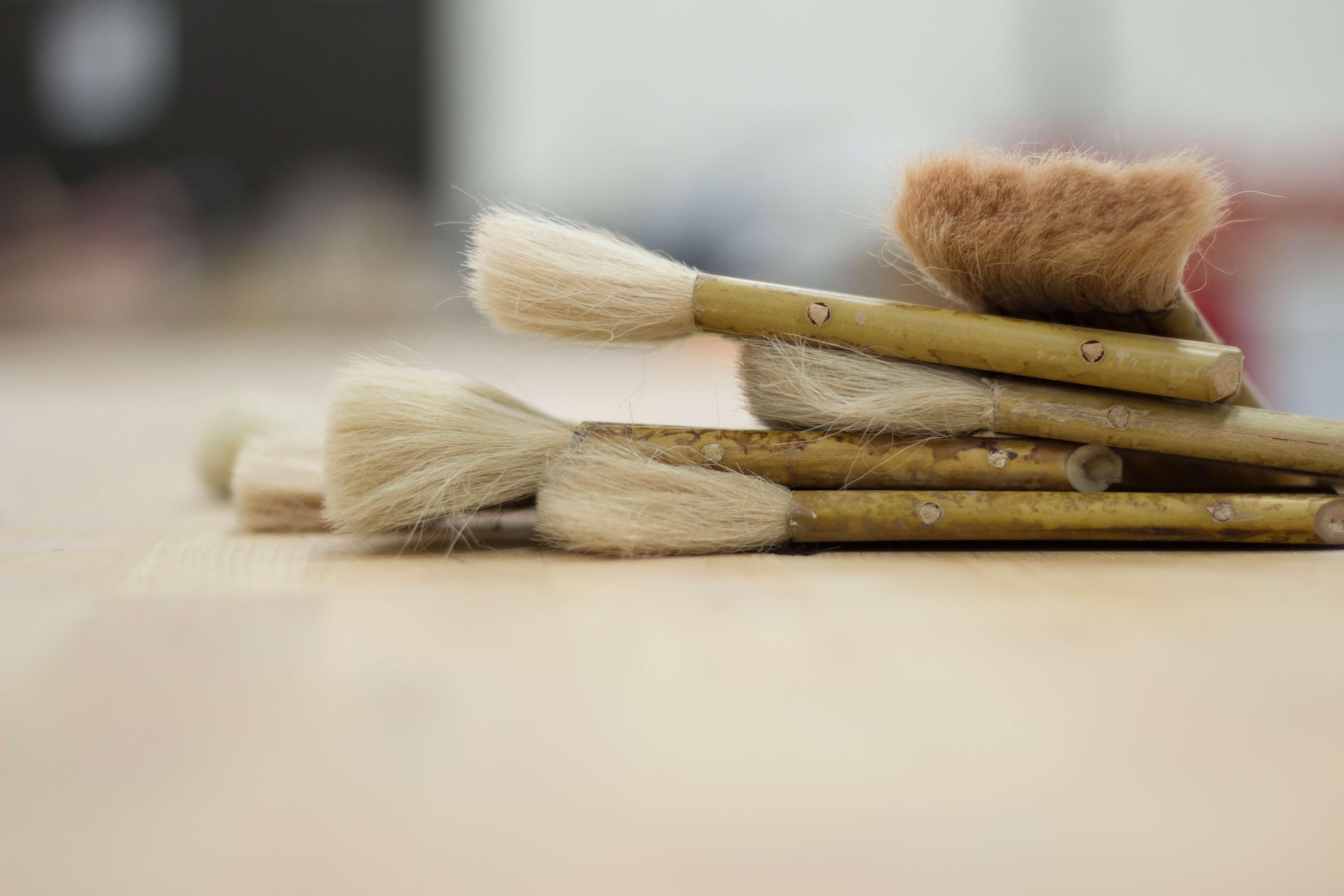 Pędzle do malowania pokoju