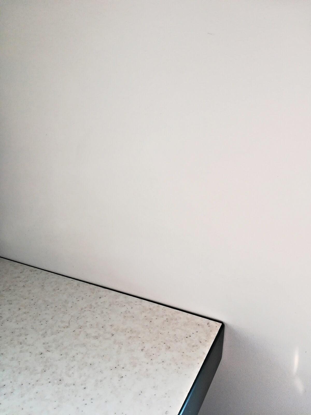 Kolor Srebrzysty Granit po wyczyszczeniu
