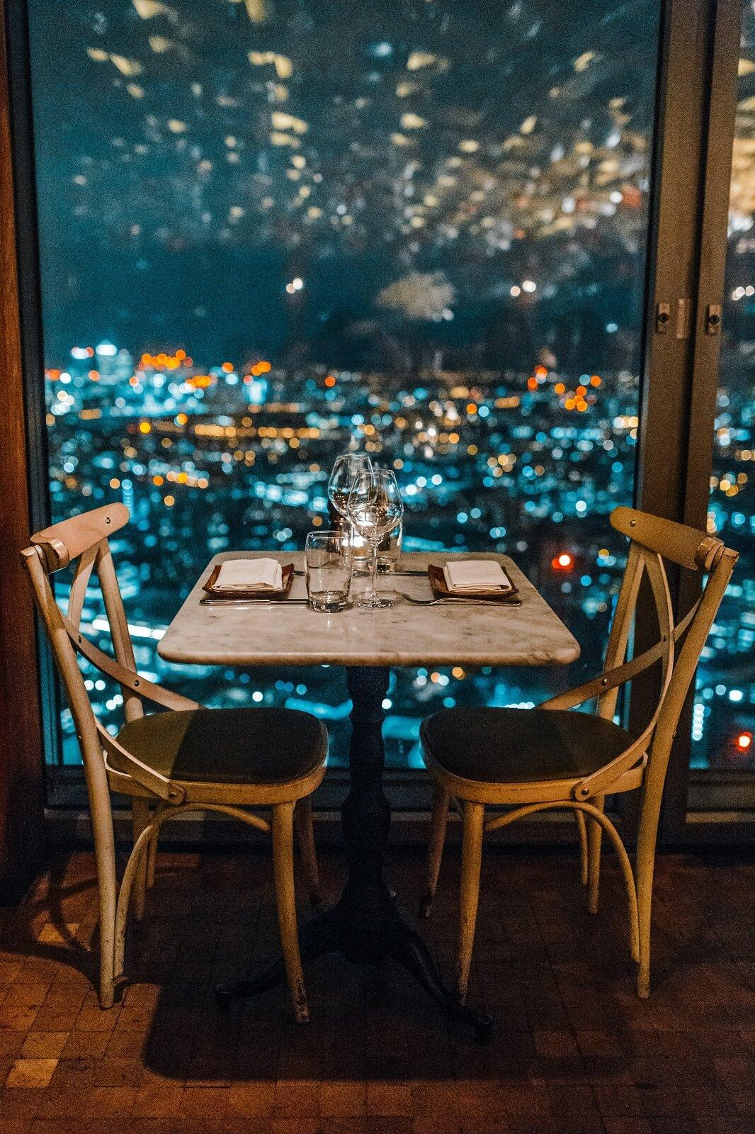 Romantyczna kolacja na Dzień Kobiet