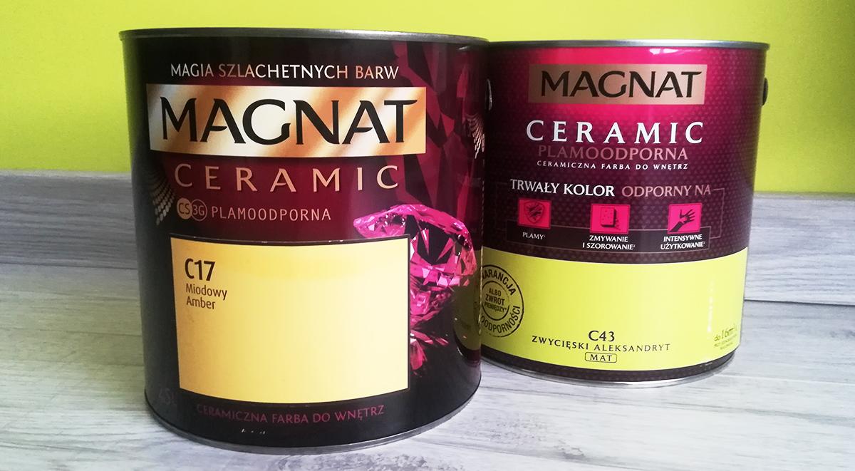 Farba Magnat Ceramic opinie i recenzja
