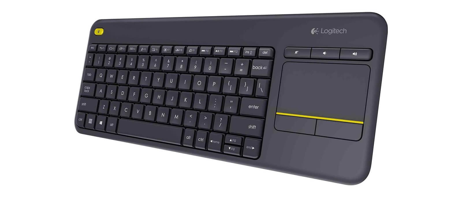 klawiatura z touchpadem
