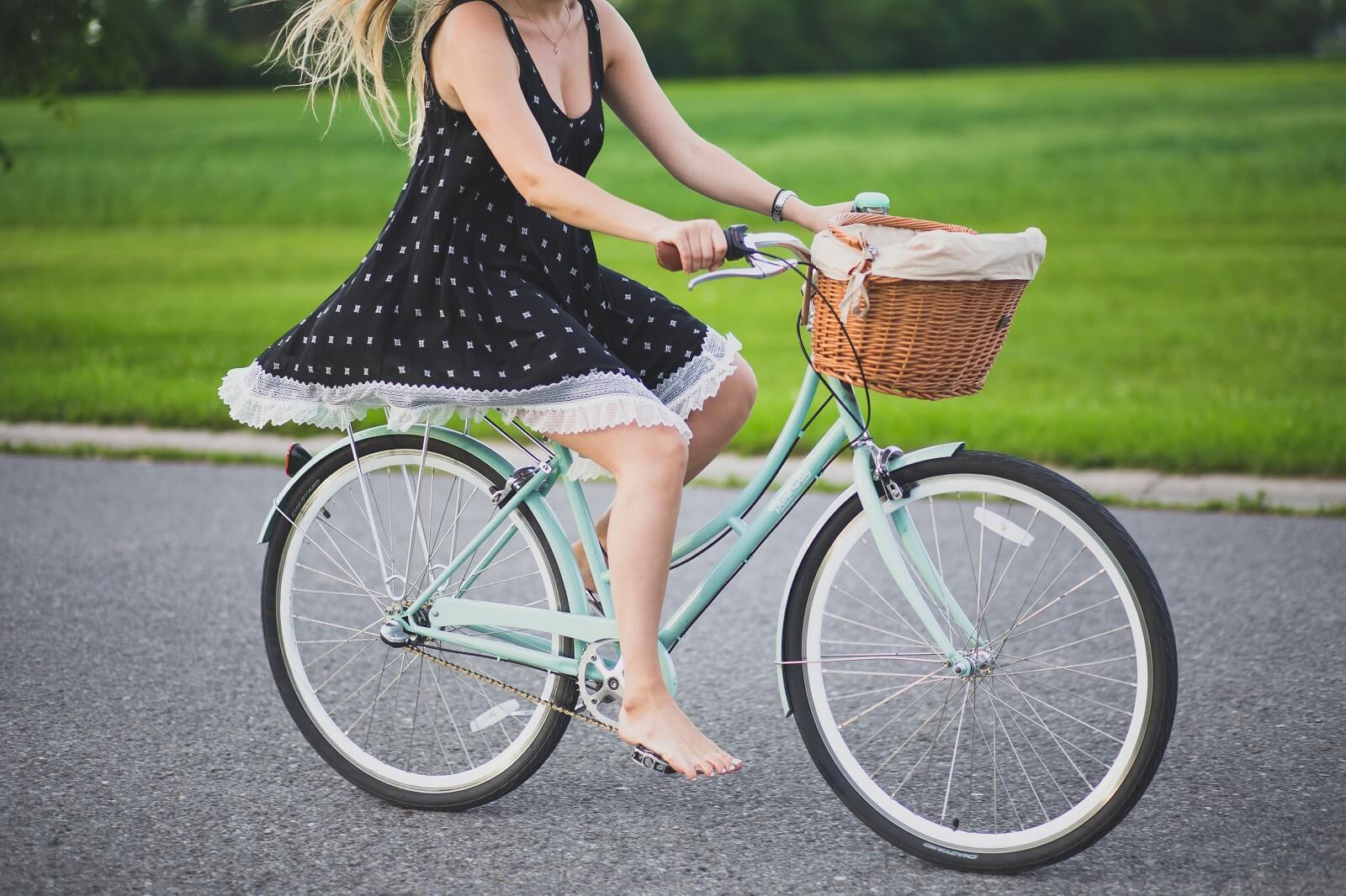 Prezent na Komunię rower