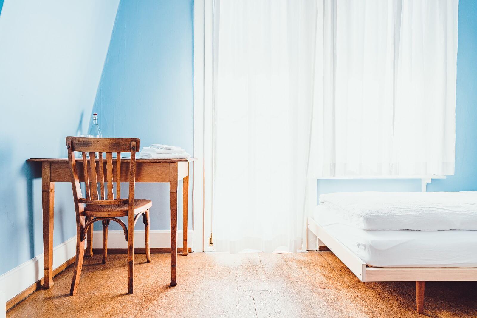 Podłoga z linoleum w domu