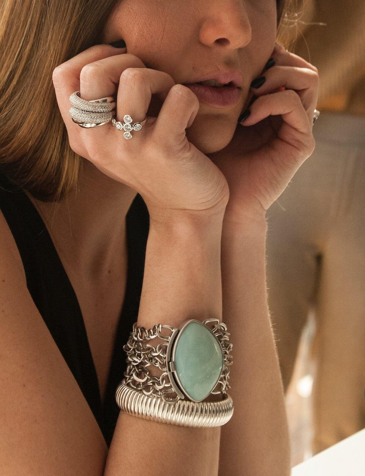 Damska biżuteria