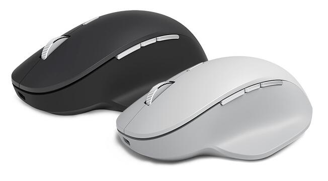Mysz bezprzewodowa Microsoft Precision Mouse