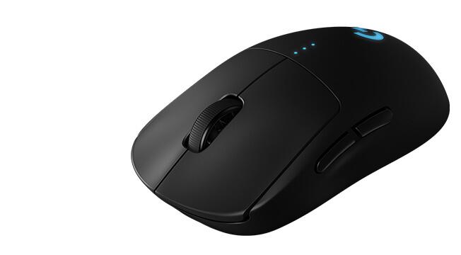 Myszki bezprzewodowe dla graczy Logitech G Pro Wireless