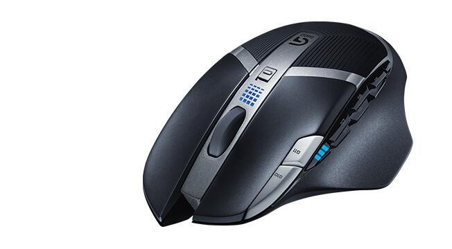 Myszki bezprzewodowe dla graczy Logitech G602