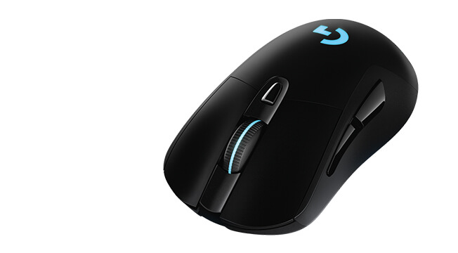 Mysz bezprzewodowa dla graczy Logitech G703