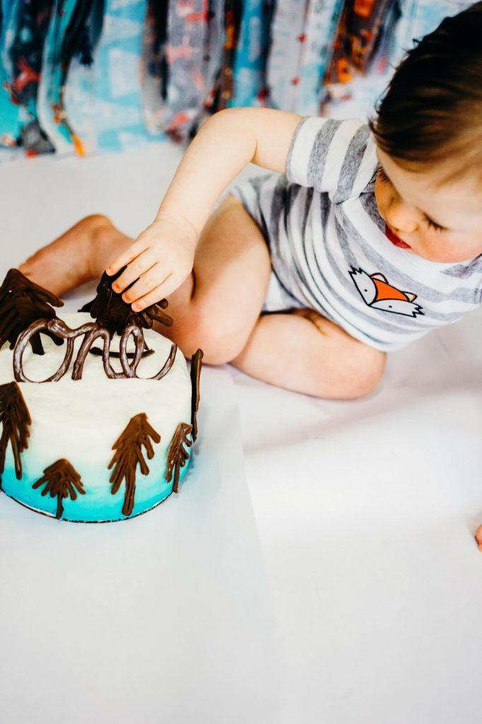 Co kupić na roczek? Tort urodzinowy