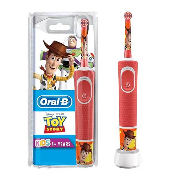 Szczoteczka elektryczna dla dzieci Oral-B Vitality Kids