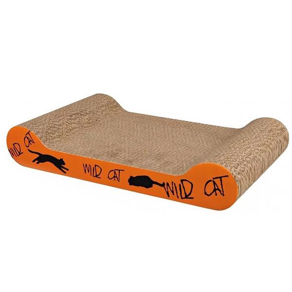 Drapak dla kota kartonowy Trixie Wild Cat 48000