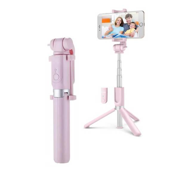 Blitzwolf Pink BWBS3PINK selfie stick