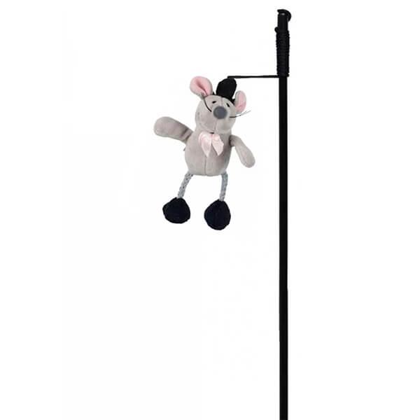 Wędka z myszką Trixie TX-45803