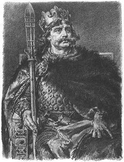 Król Bolesław Chrobry