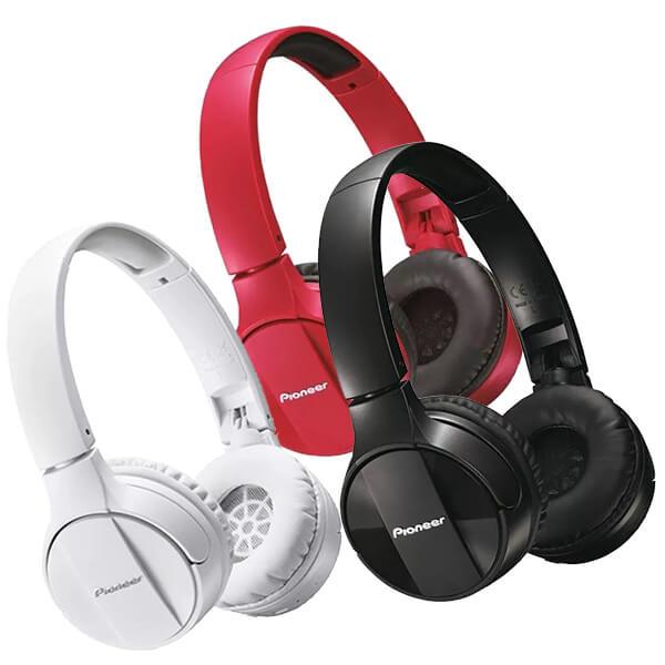 Słuchawki bezprzewodowe Pioneer SE-MJ553BT