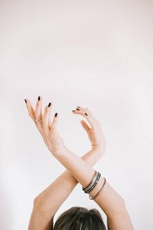 Ręce damskie