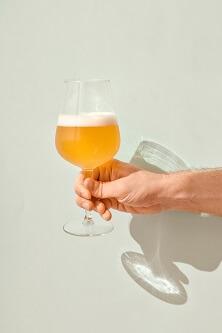 Piwo kieliszek
