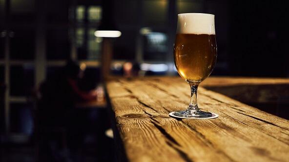 Lada z piwem