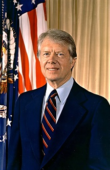 Prezydent Jimmy Carter