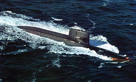 Okręt podwodny SSBN-598