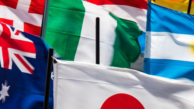 Czy znasz te flagi państw? [Quiz]