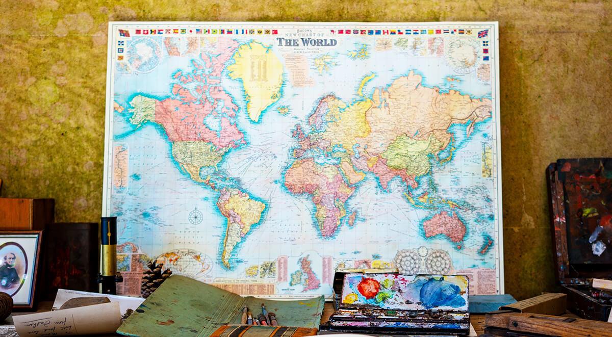 Geografia Świata quiz
