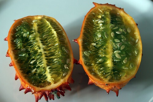 Owoc kiwano