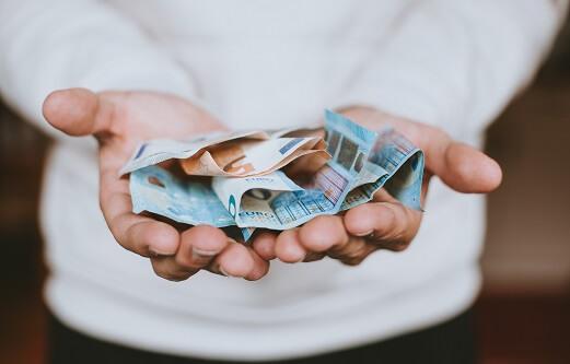 Pieniądze banknoty