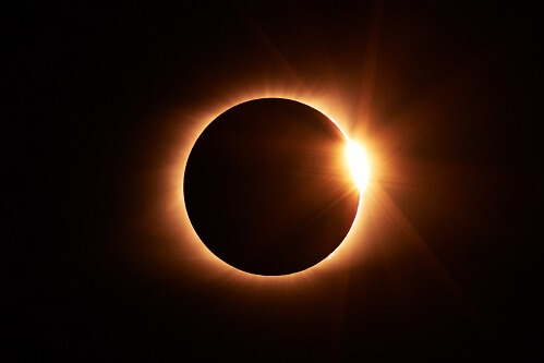 Słońce i planeta