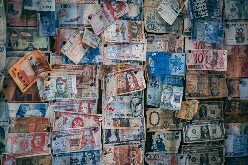 Waluty na świecie