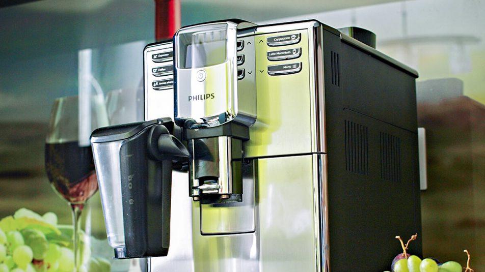 Ekspres do kawy Philips 5000 LatteGo