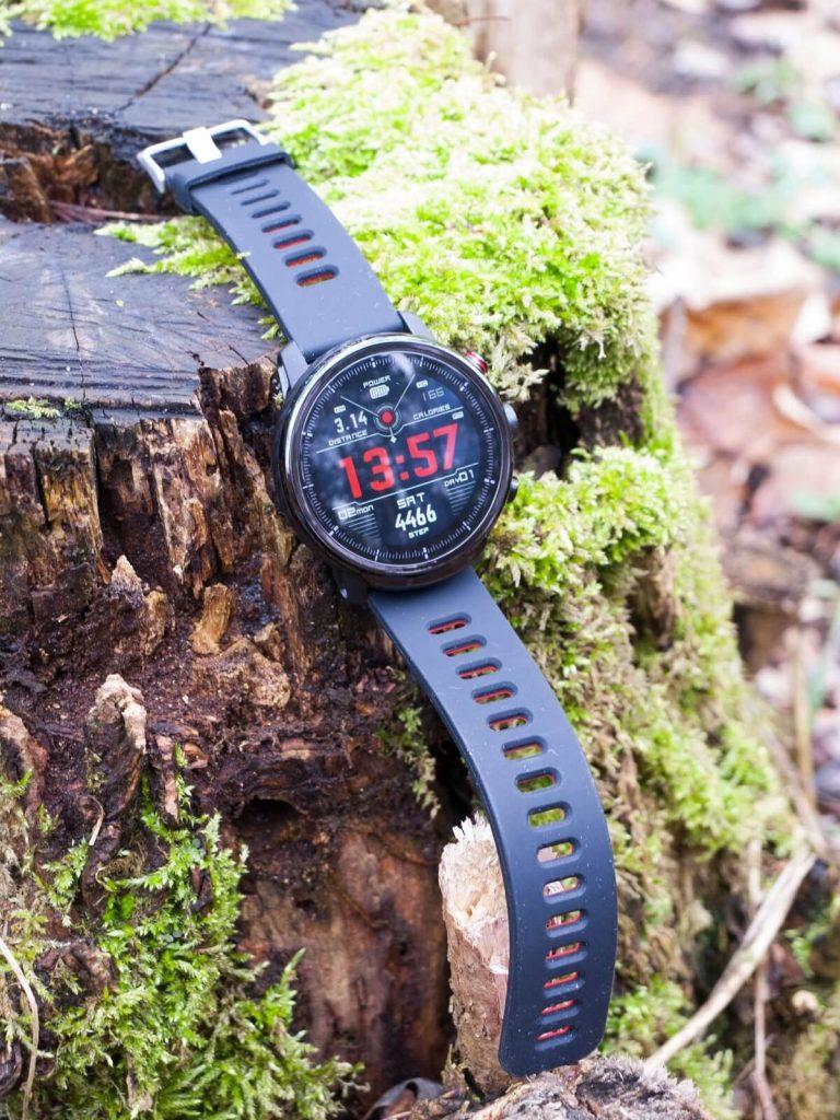Sportowy smartwatch Garett