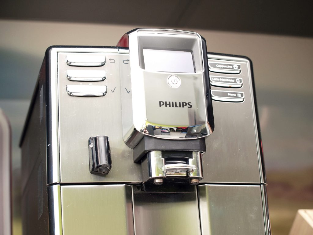 Ekspres do kawy Philips 5000 LatteGo