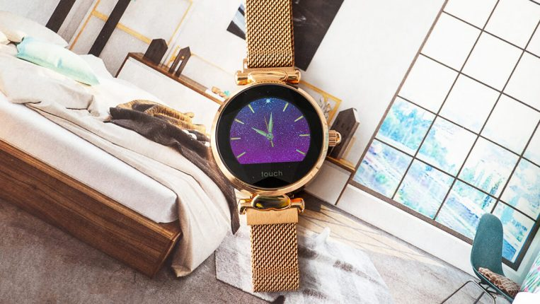 Test smartwatcha damskiego Garett Lisa