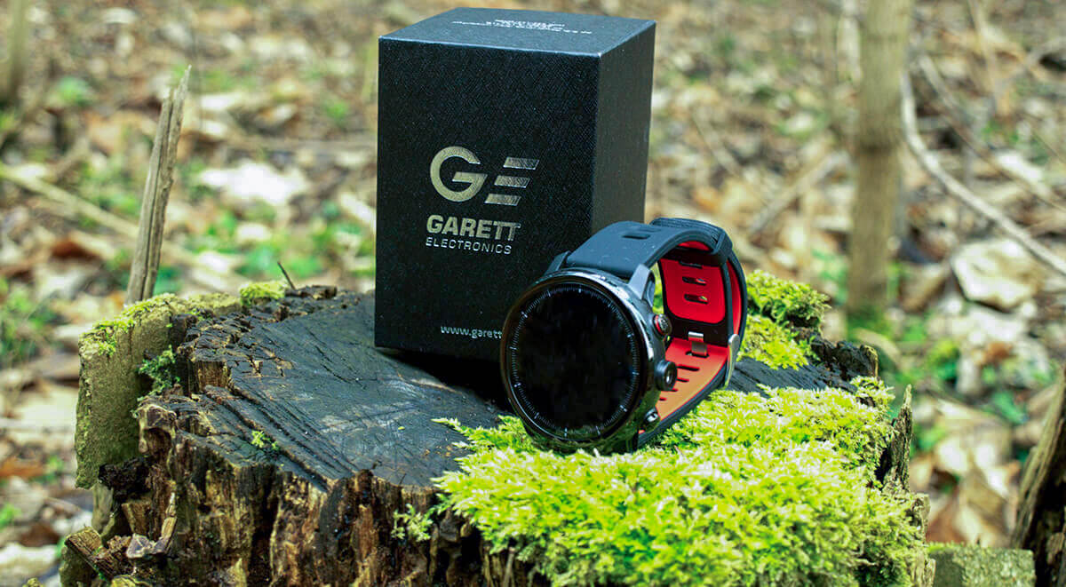 Recenzja smartwatcha Garett Sport 29