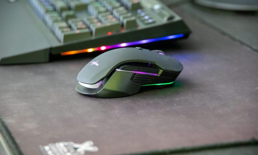 Mysz do Fortnite i innych Battle Royale