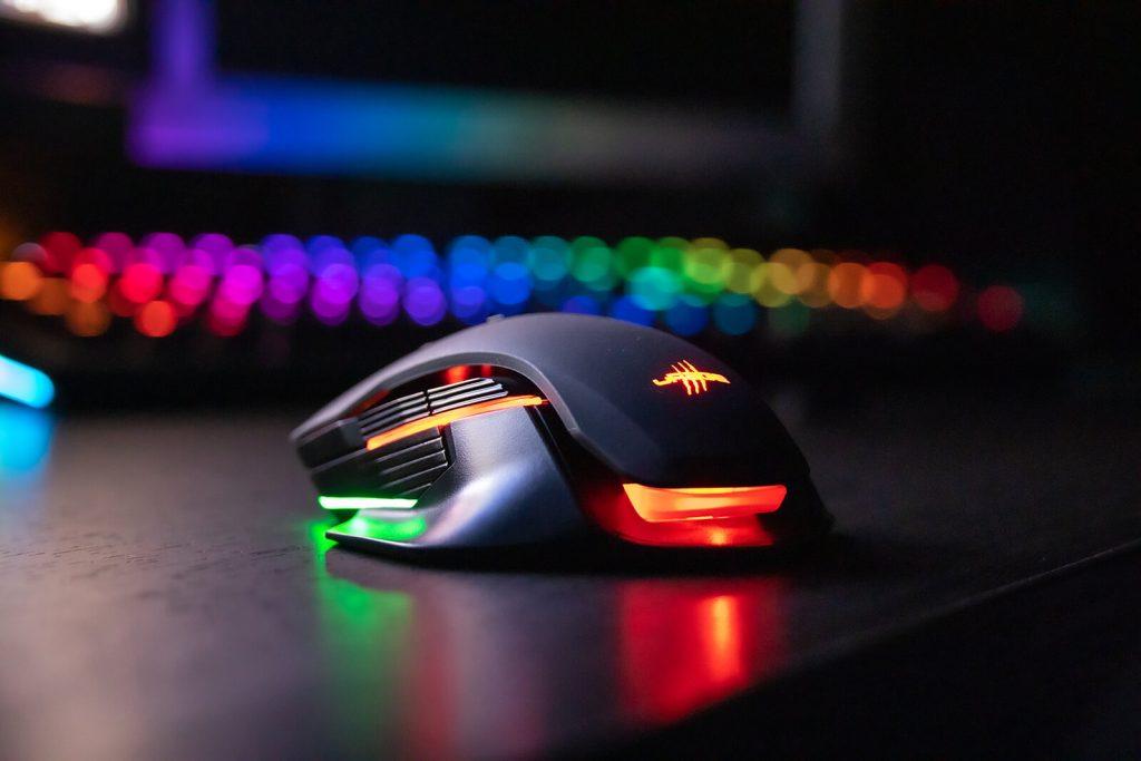 Podświetlenie myszki dla graczy