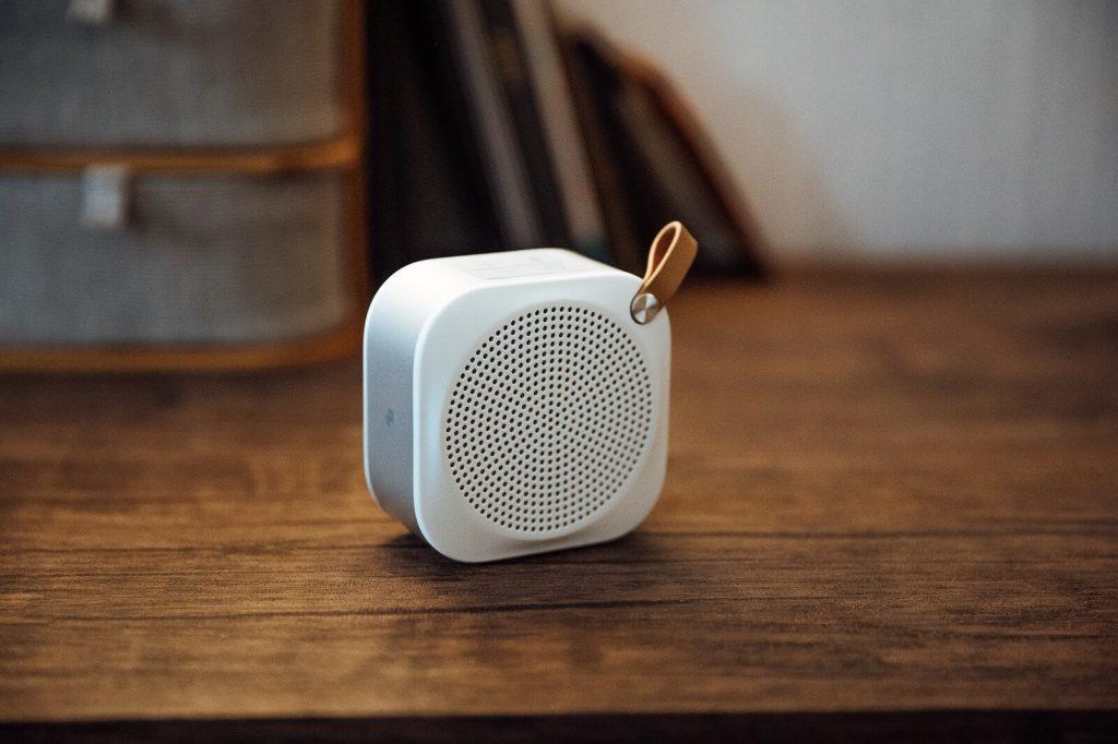Głośnik przenośny z paskiem