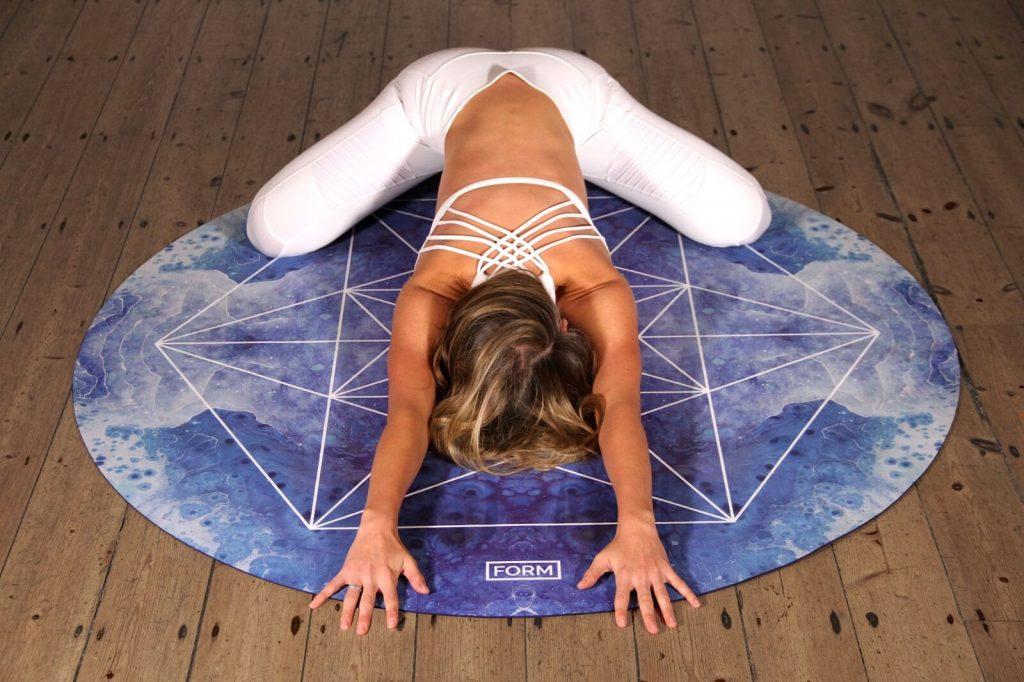 Mata do jogi w domu