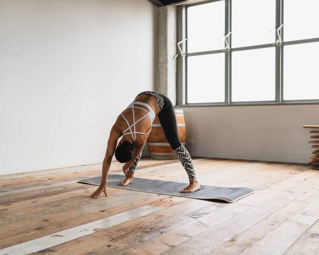 Rozciąganie mięśni po treningu