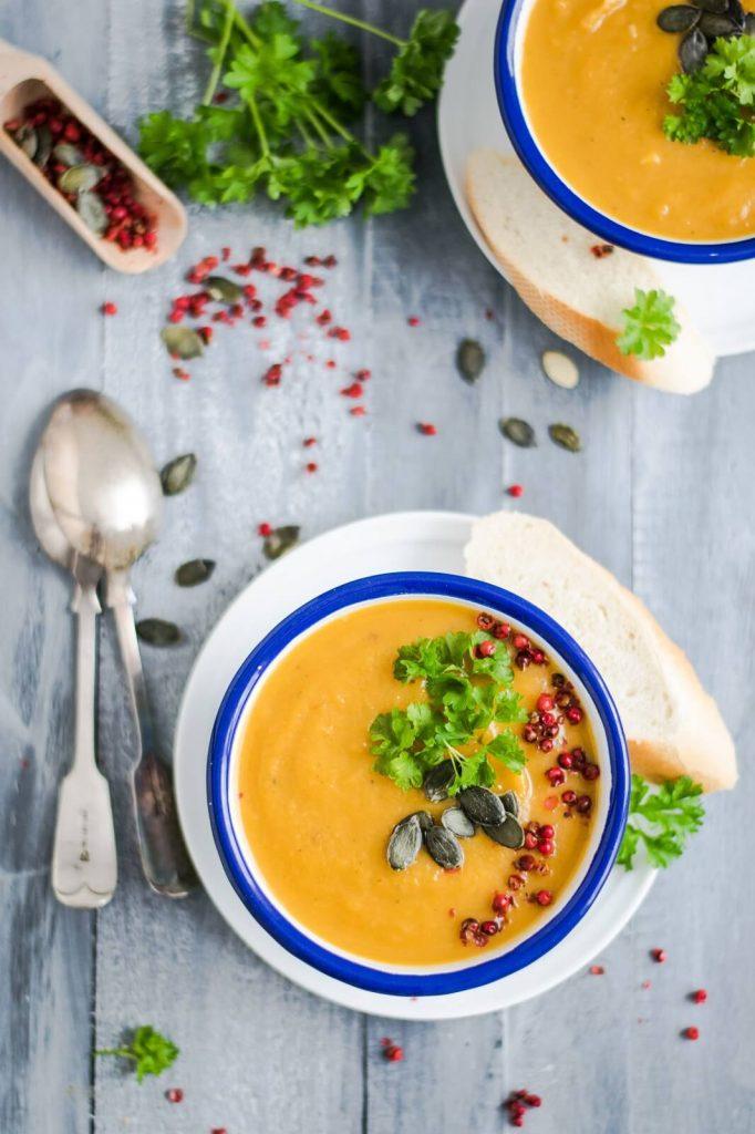 Zblendowana zupa krem