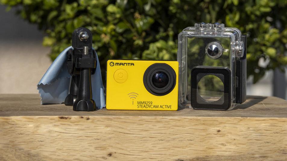 Kamera sportowa Manta MM9259 test