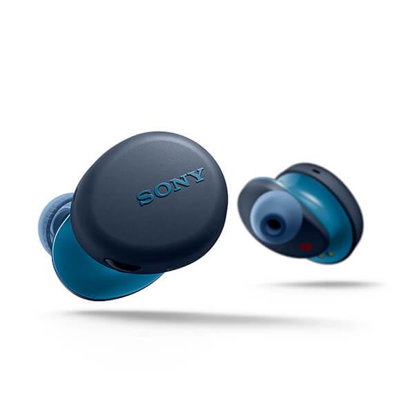 Słuchawki do biegania Sony WF-XB700