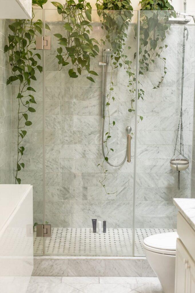 Osuszacz powietrza do wilgoci w łazience