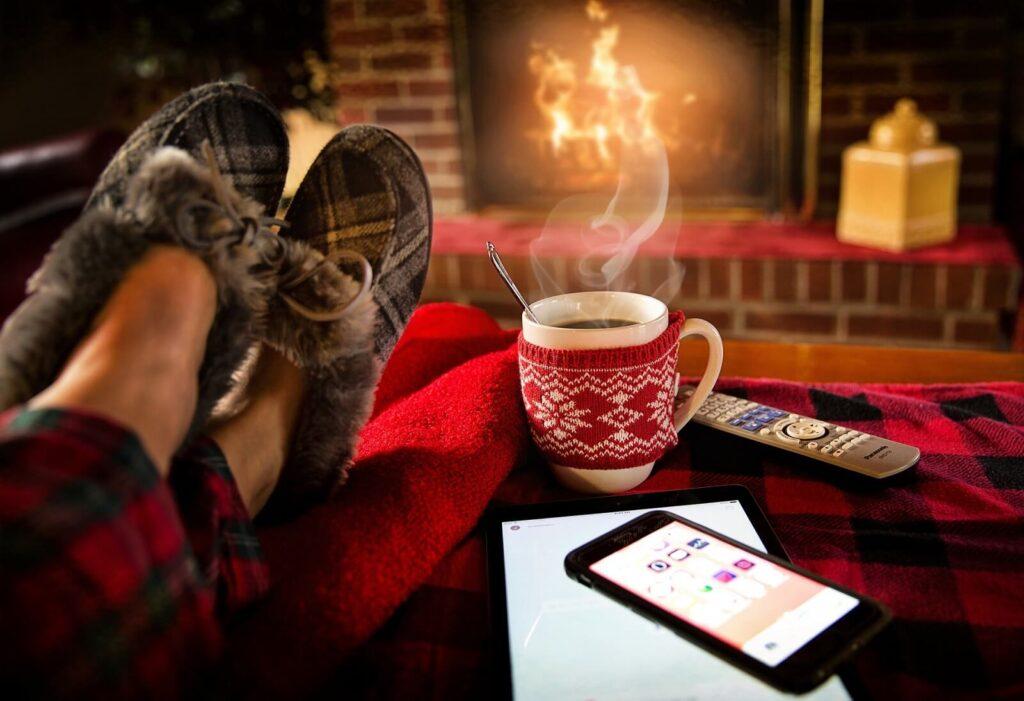 Ogrzewanie domu zimą a wilgotność powietrza