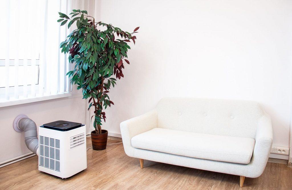 Klimatyzacja przenośna do domu z 2 rurami Fral