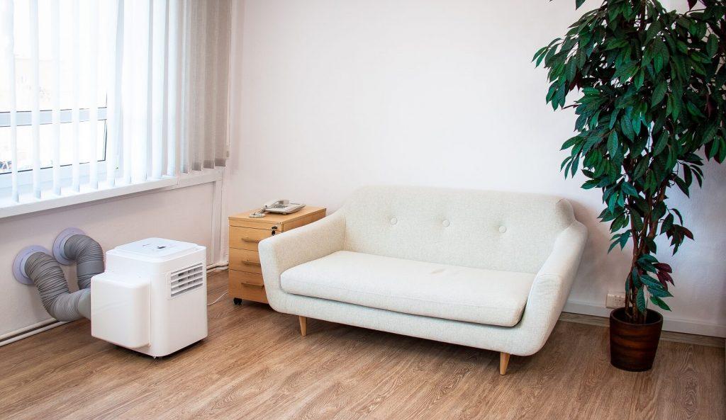Klimatyzator mobilny do domu Fral